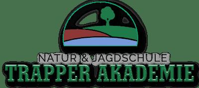 TRAPPER AKADEMIE Logo quer komplett web